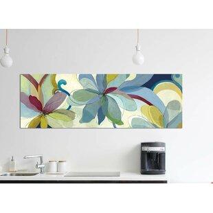 Potted silk flowers wayfair silk flowers i by aimee wilson graphic art print on wrapped canvas mightylinksfo