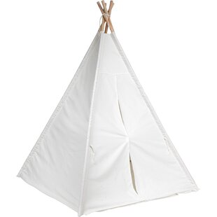 Authentic Giant Play Teepee with Carrying Bag a206333cce03e