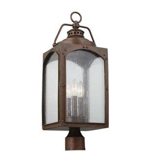 Williston Forge Newlon 3-Light Lantern Head