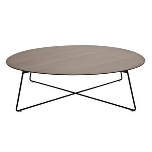 Fly Oval Coffee Table by B..