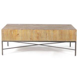 Design Tree Home Angora Reclaimed Wood Coffee Table