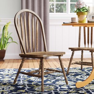 Ross Solid Wood Side Chair (Set of 2) by ..
