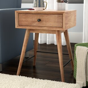 Affordable Andersen End Table ByMercury Row