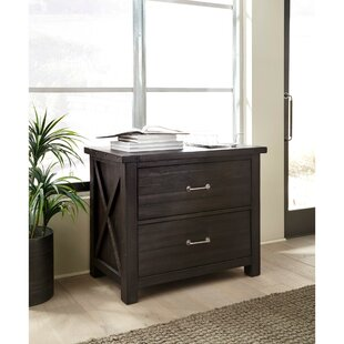 17 Stories Seth Wooden 2 Drawer Lateral F..