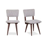 Skiba Upholstered Dining Chair (Set of 2) by Brayden Studio®