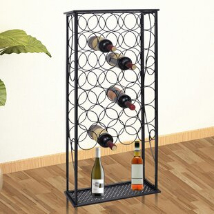 28 Bottle Wine Rack by Ebern Designs