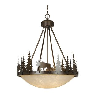 Loon Peak Ponton 4-Light Bowl Pendant