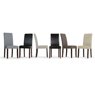 Mayna Upholstered Dining Chair (Set of 2) Alcott Hill