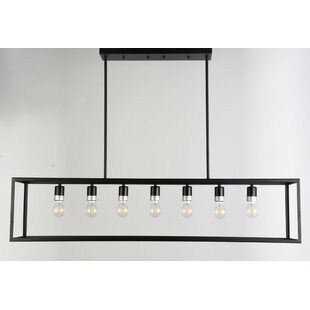 Wrought Studio Ratner 7-Light Kitchen Island Pendant