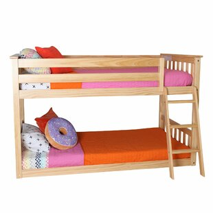 Fairgrove Twin Bunk Bed by..