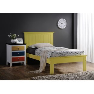 Tingsley Panel Bed