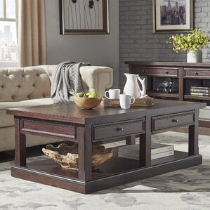 Cardington Coffee Table by Three Posts