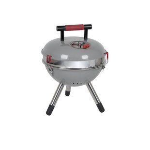 Lyndon Portable Charcoal Barbecue By Sol 72 Outdoor