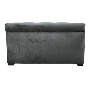 Alcott Hill Nyla Upholstered Storage Bench