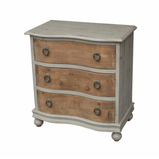 Calista 3 Drawer Chest