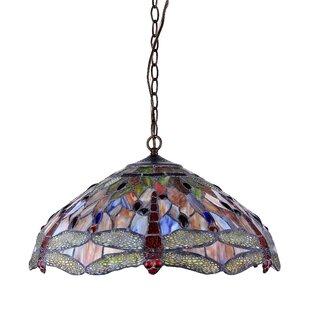 Astoria Grand Marylhurst 3-Light Pendant