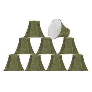 6'' Fabric Bell Lamp Shade (Set of 9)