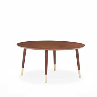 Farias Wooden Coffee Table by George Oliver