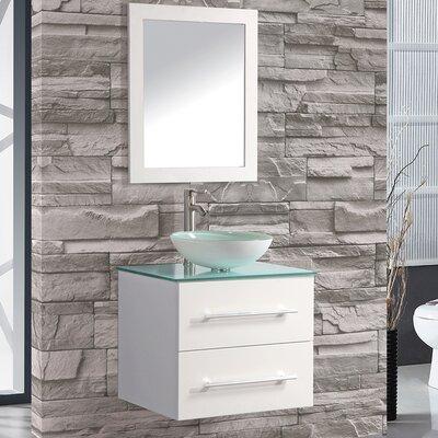 Modern Faucet Included Single Bathroom Vanities Allmodern