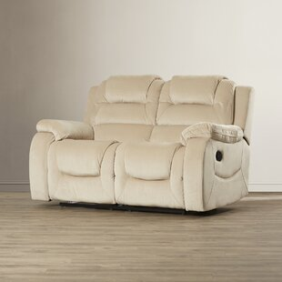 Staas Dual Reclining Loveseat by Red Barrel Studio Wonderful