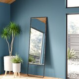 Ferrera Modern & Contemporary Leaning Full Length Mirror