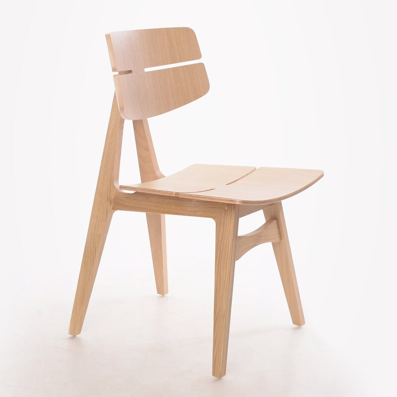 Cheshunt Solid Wood Dining Chair