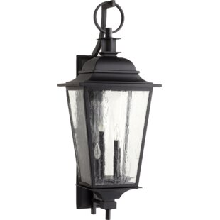 Bridport 4-Light Outdoor Wall Lantern By Canora Grey Outdoor Lighting