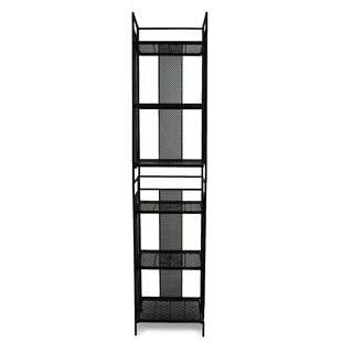 Arzola Standard Bookcase by Ebern Designs