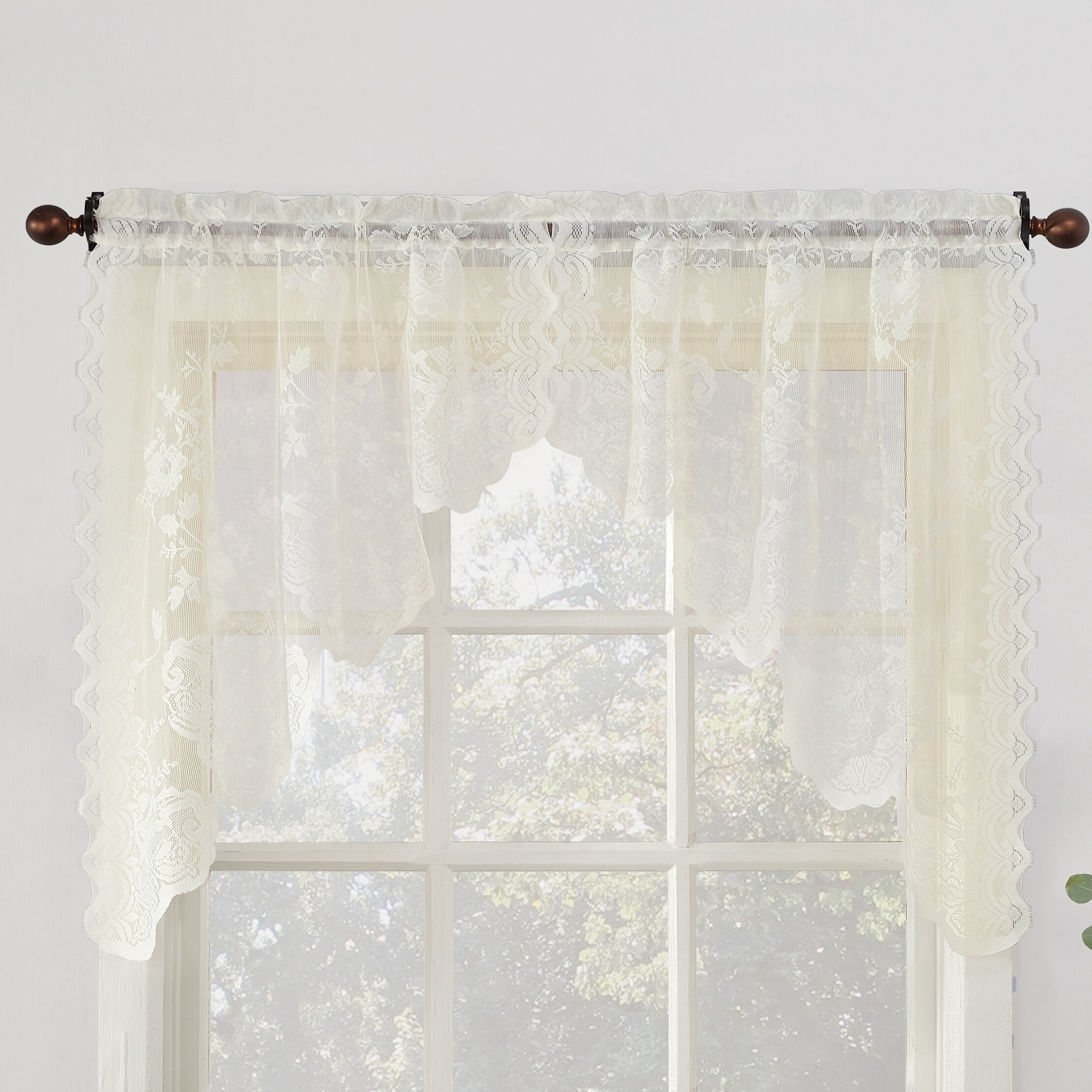 com toppers valance swags window ivory duchess thecurtainshop valances reston