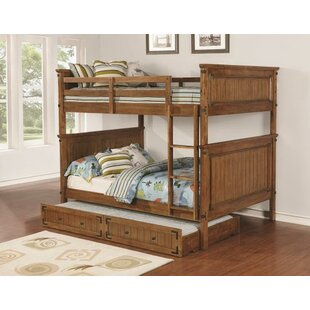Order Rizal Full Over Full Bunk Bed by Loon Peak Reviews (2019) & Buyer's Guide