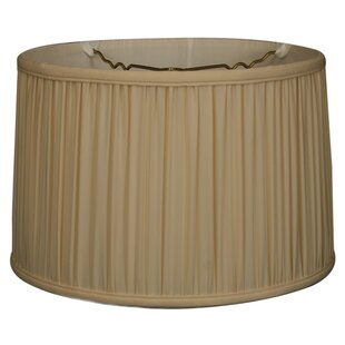 Shop for 14 Silk Drum Lamp Shade By Alcott Hill