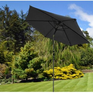 Newton 2m Rectangular Traditional Parasol By Sol 72 Outdoor