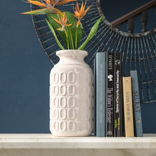 Moira Large Ceramic Table Vase