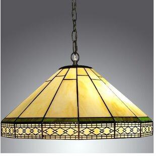 Poarch 2-Light Dome Pendan..