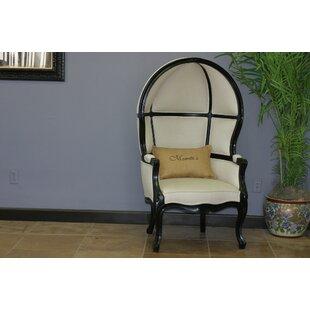 Doyden Balloon Chair by Canora Grey
