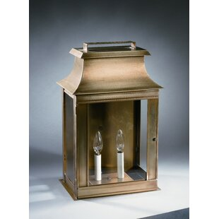 Read Reviews Concord 1-Light Outdoor Flush Mount By Northeast Lantern