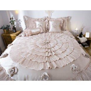 Abigail Comforter Set by Rosdorf Park Savings