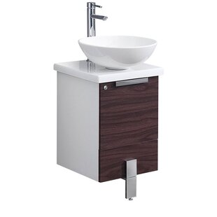 Adour 16 Single Bathroom Vanity Set by Fresca
