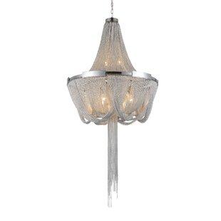 CWI Lighting Enchanted 6-Light Chandelier