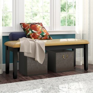 Affordable Oneill Microfiber Bench ByAndover Mills