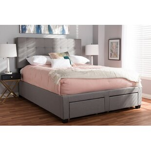 Deals Norfleet Upholstered Platform Bed with Storage by Latitude Run Reviews (2019) & Buyer's Guide