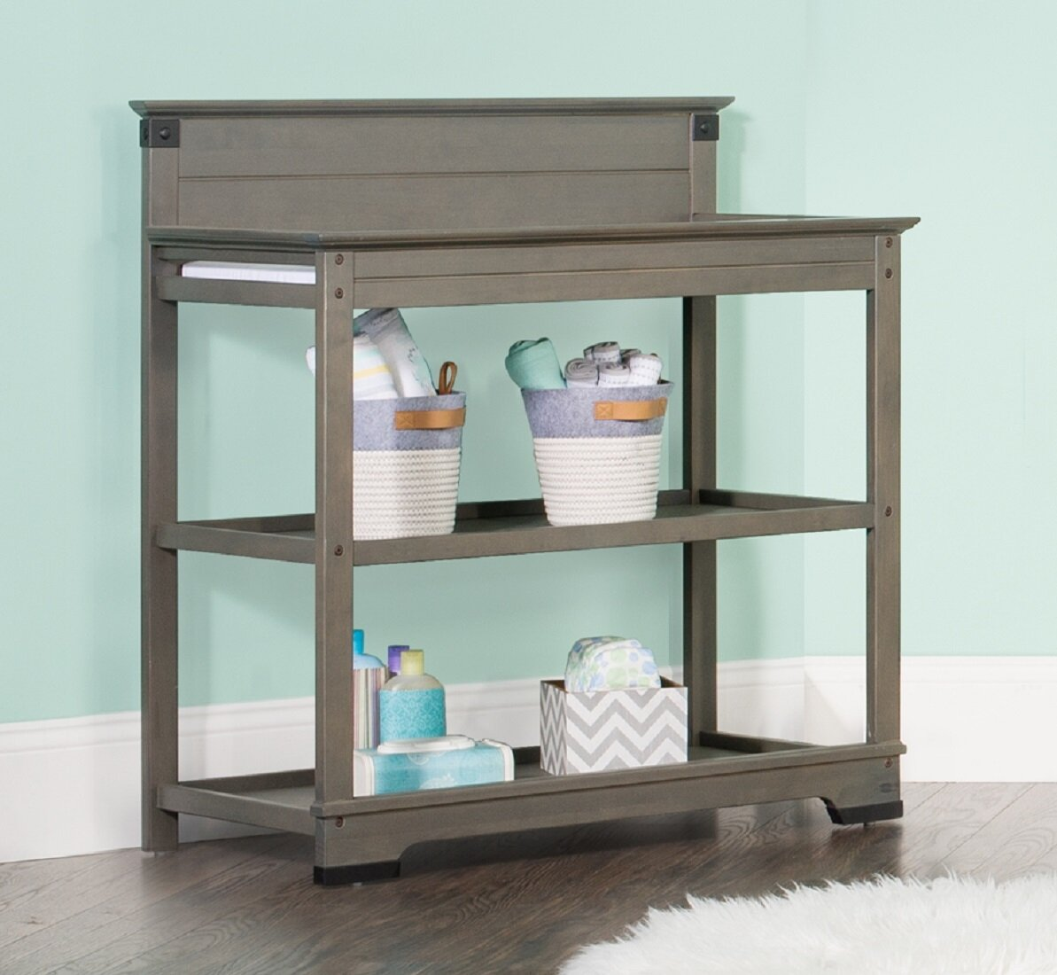 Child Craft Redmond Changing Table With Pad Reviews Wayfair Ca