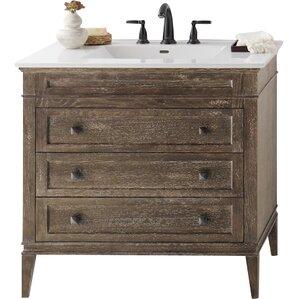 30 Bathroom Vanity Base modern vanity bases | allmodern