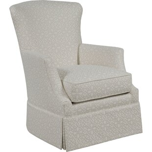 High Back Swivel Glider by Fairfield Chair
