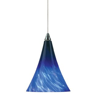 Tech Lighting Melrose 1-Light Cone Pendant