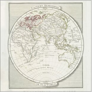 World map wallpaper wayfair ceylan our world wallpaper roll gumiabroncs Image collections