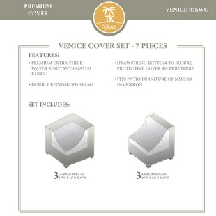 Rosecliff Heights Eldredge 7 Piece Cover ..