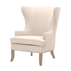 Grant Wingback Chair by Or..