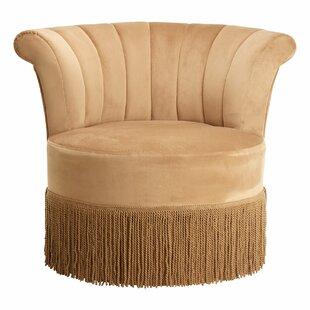 Alivia Swivel Tub Chair By Willa Arlo Interiors