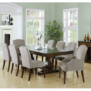 Monarch Specialties Inc. Armless Dining Chair (Set of 2)